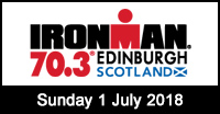 Ironman 70.3 Edinburgh 2018
