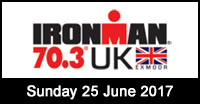 Ironman 70.3 UK Exmoor 2017