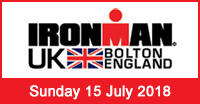 Ironman UK Bolton 2018