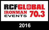 RCF Global Ironman 70.3 Events 2016