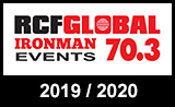 RCF Global Ironman 70.3 Events 2019/2020